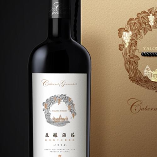 葡萄酒包装设计的图案如何设计?