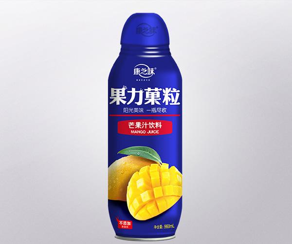 饮料包装设计:康之味健康饮品