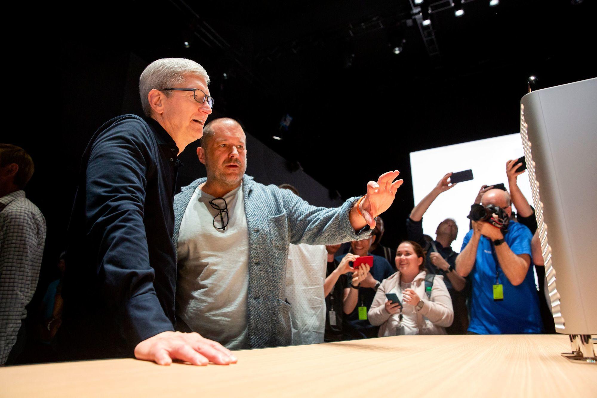 ipod,iphone,ipad的设计师开始新的冒险