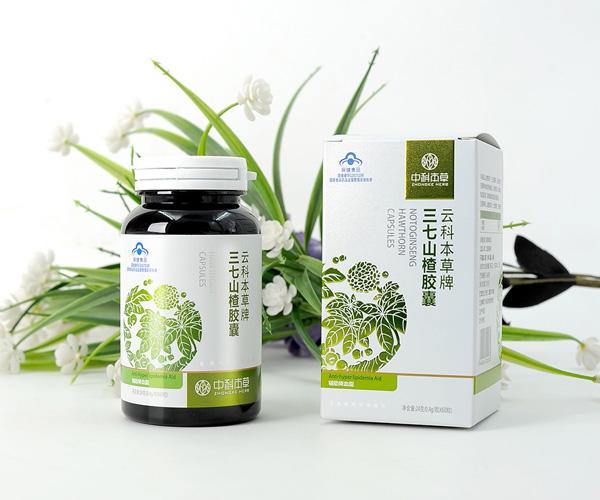 中科本草品牌&保健品包装设计