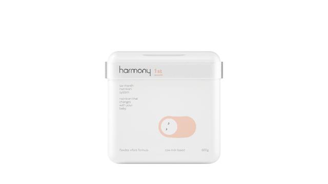 Harmony奶粉包装设计
