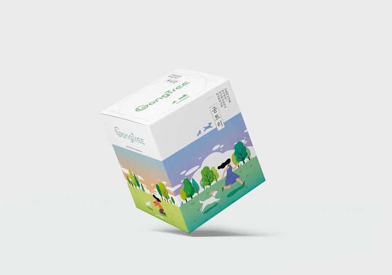国际包装设计分享|小清新插画包装设计欣赏