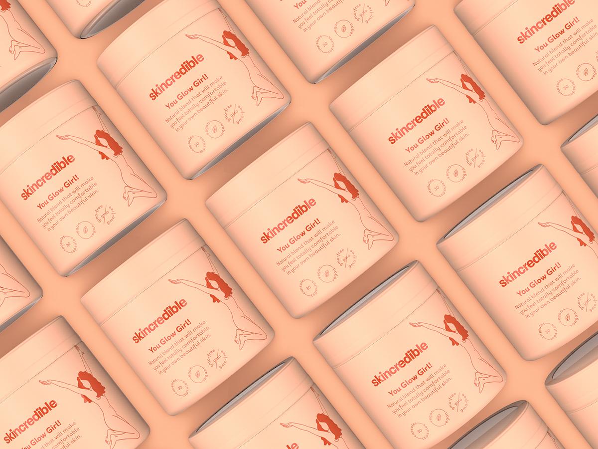 日化护肤品包装设计