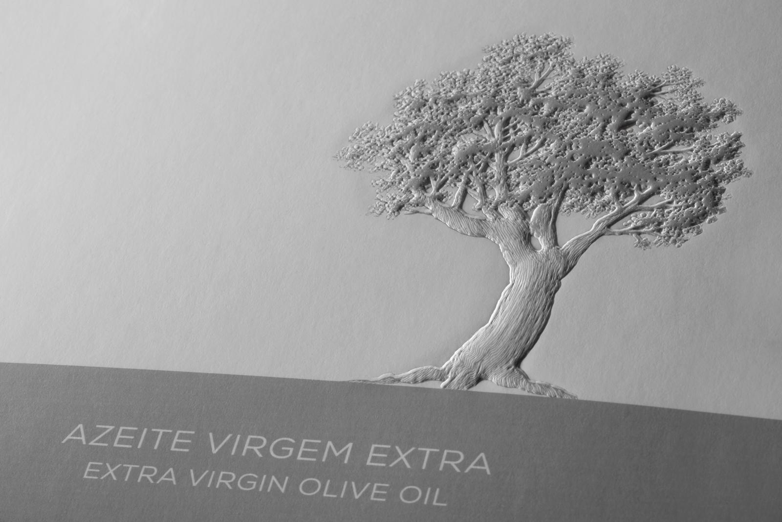 限量版高端橄榄油包装设计