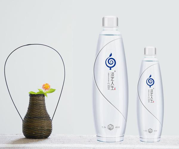 云南淡定人生 饮品包装设计