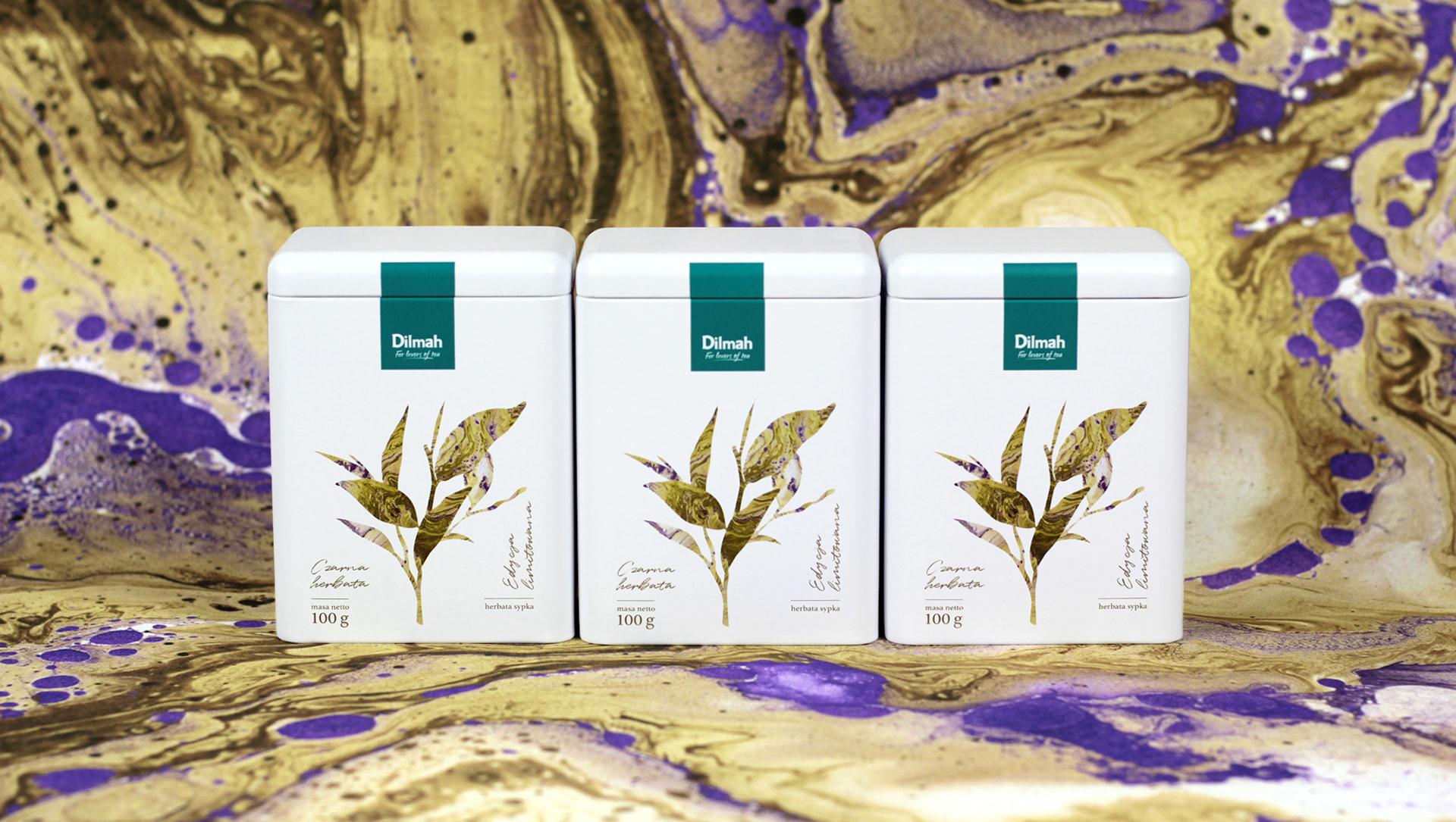 北京包装设计分享| Dilmah茶叶包装设计欣赏