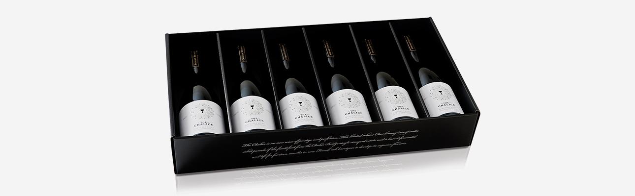 专业葡萄酒包装设计欣赏-极简风