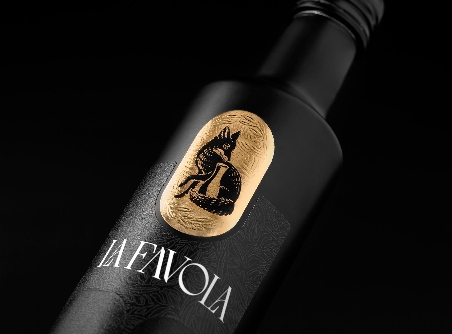 北京品牌设计分享:橄榄油包装设计