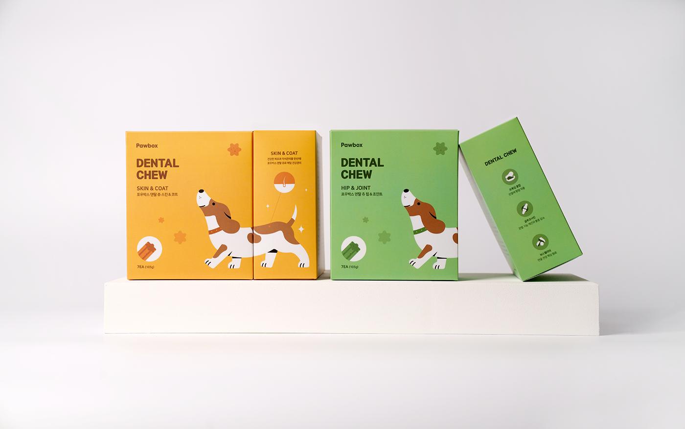 优秀包装设计分享|宠物品牌与包装设计欣赏