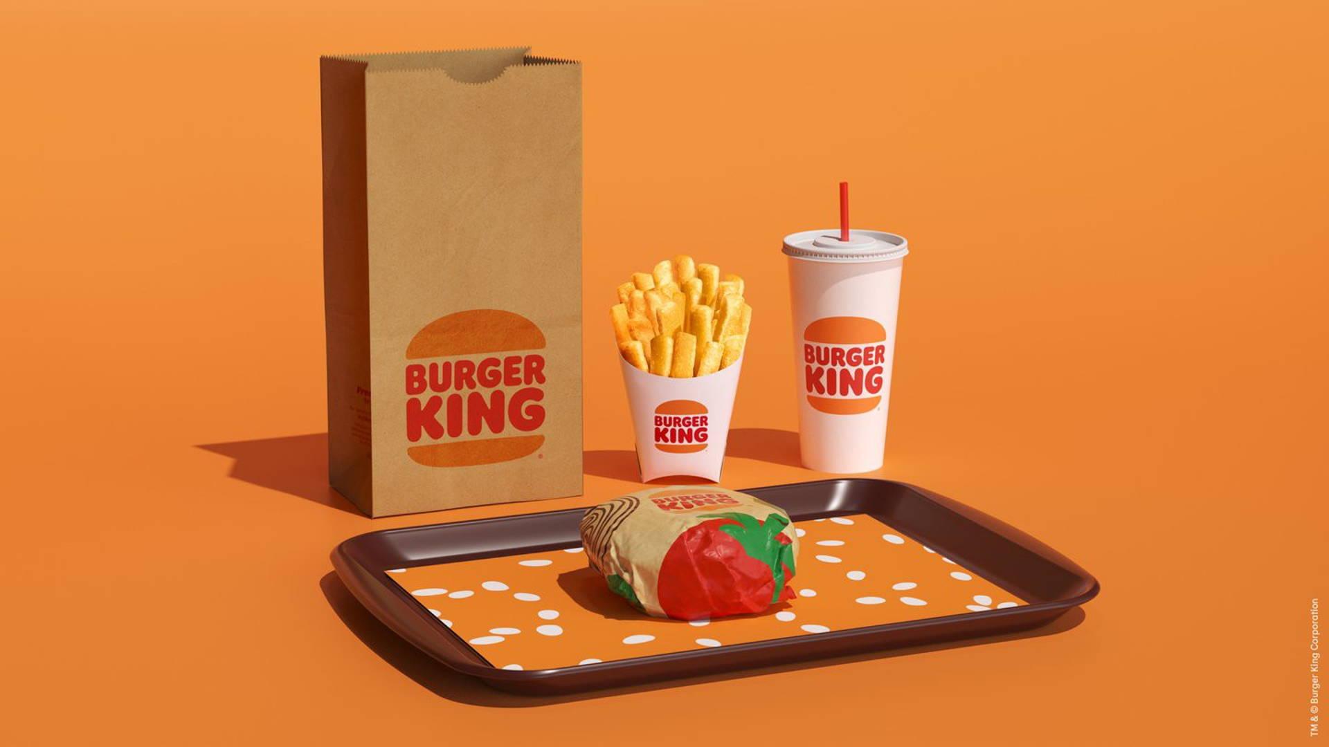 汉堡王品牌升级设计