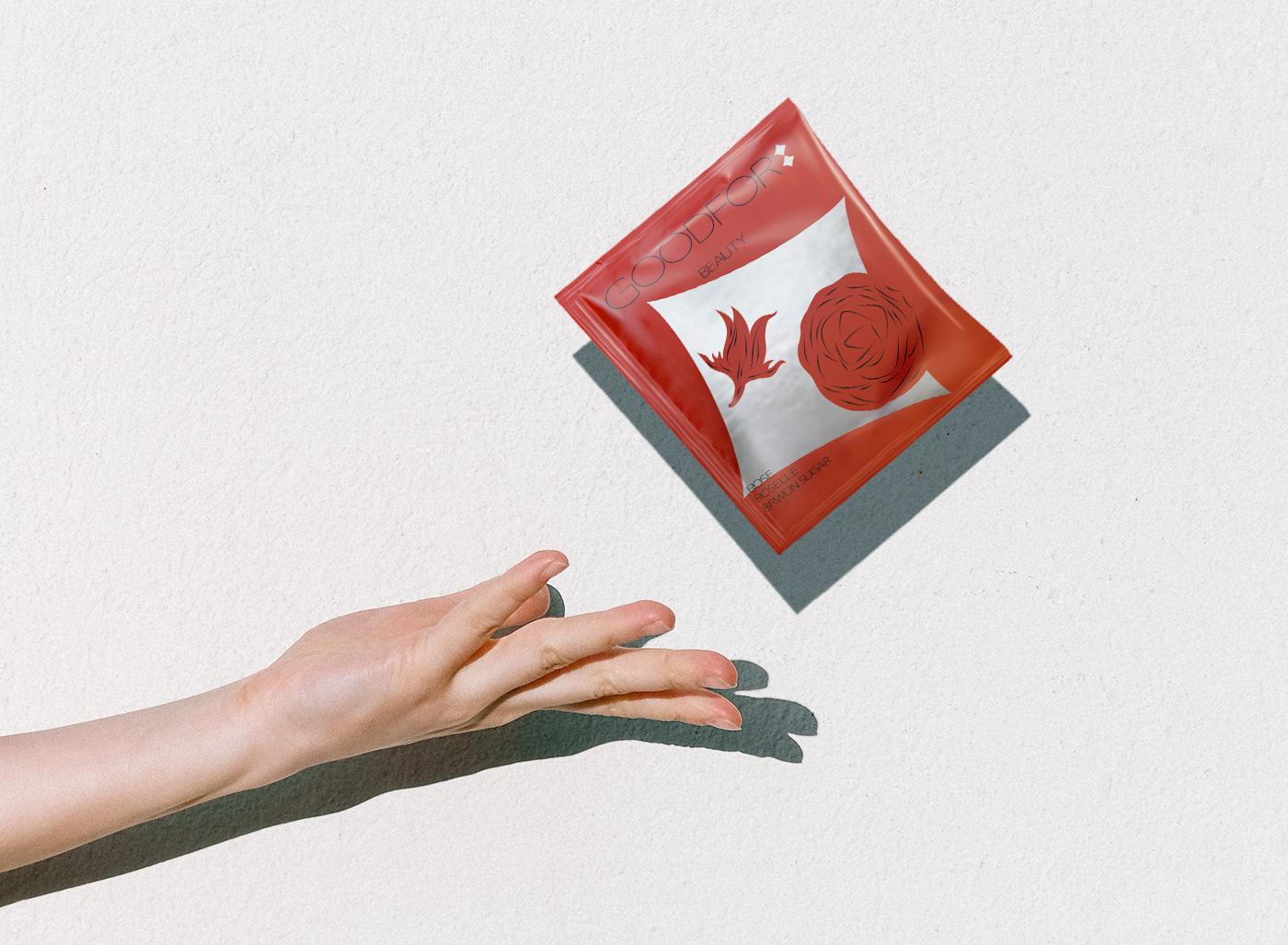 汉方养生茶系列包装设计,传统养生新活力