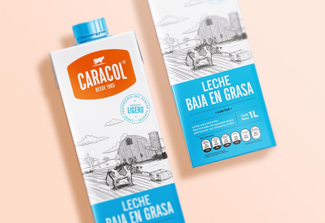 北京包装设计分享 | 牛奶包装设计欣赏