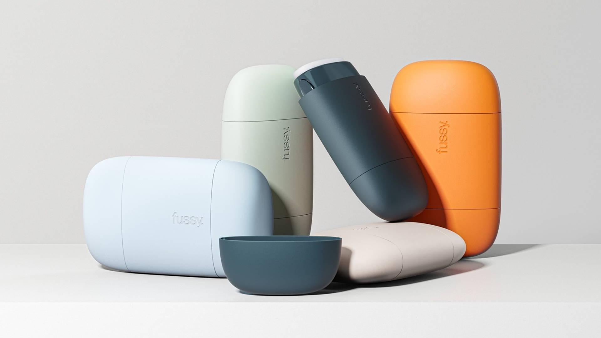 北京包装设计分享| FUSSY除臭剂包装设计创意