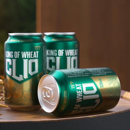 北京西林设计XCLIO啤酒包装设计
