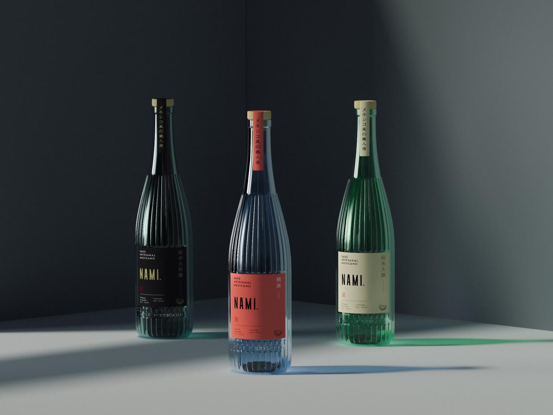 墨西哥清酒包装设计的创意表现
