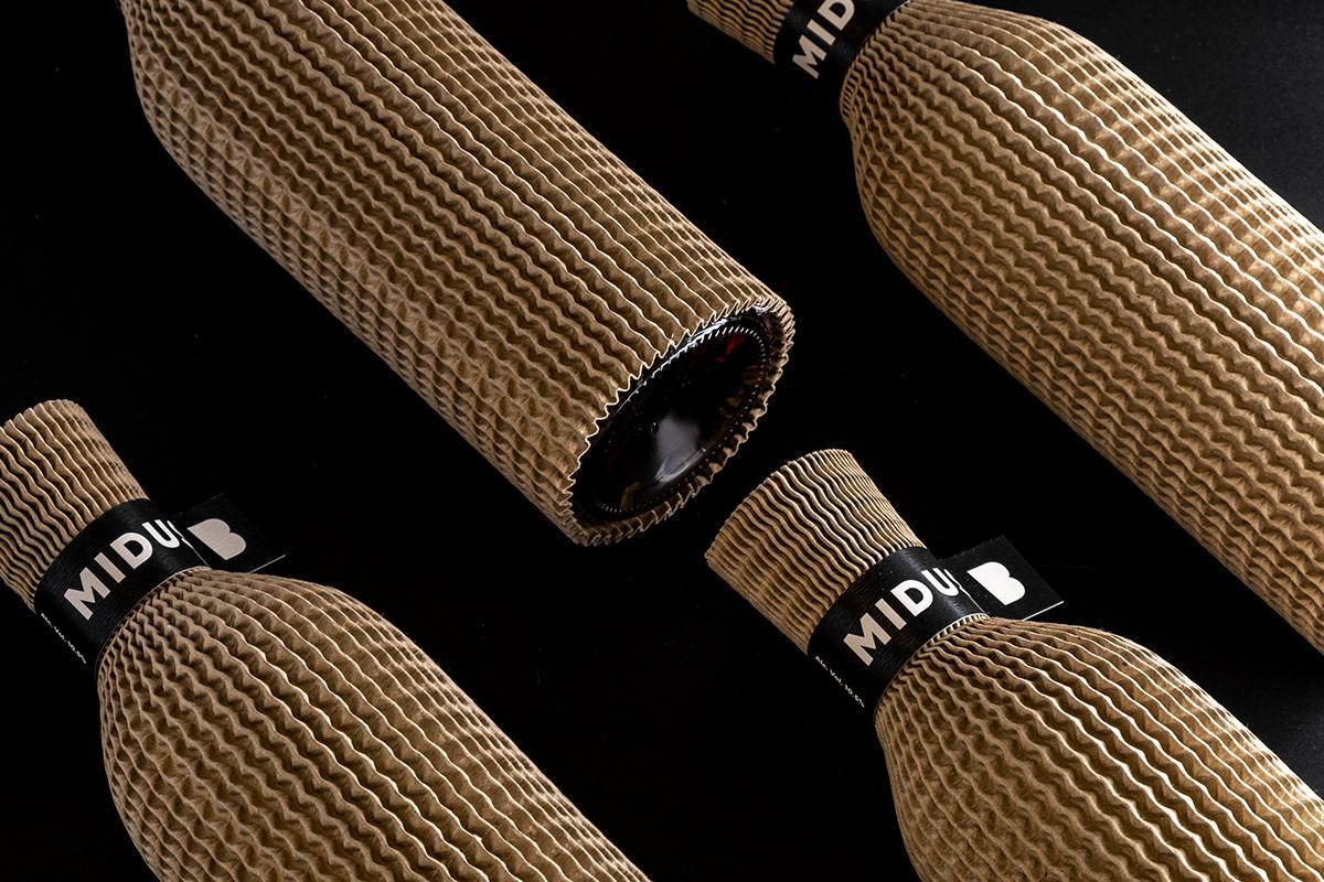 蜂蜜酒包装设计的新突破