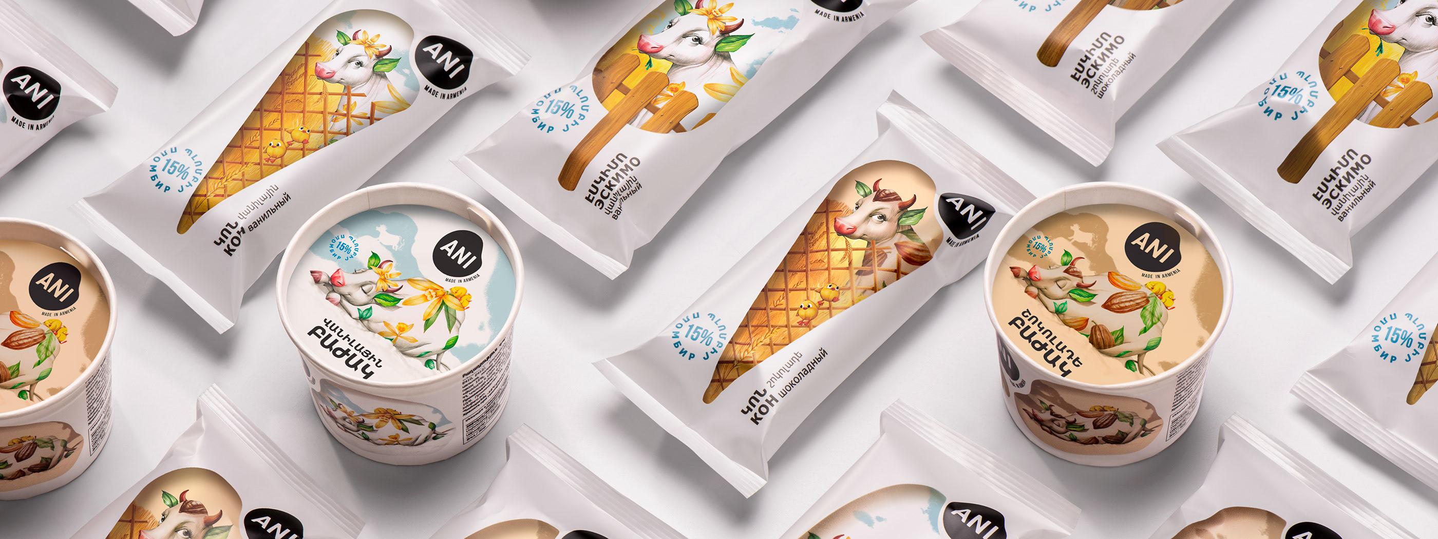北京包装设计分享|冰淇淋包装设计