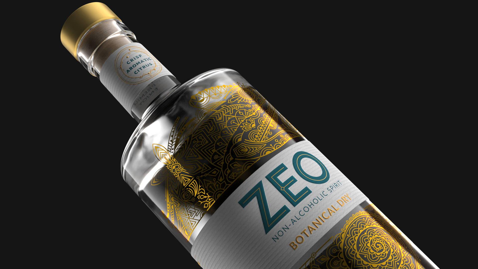 北京包装设计分享|零度酒精的酒包装设计创意欣赏