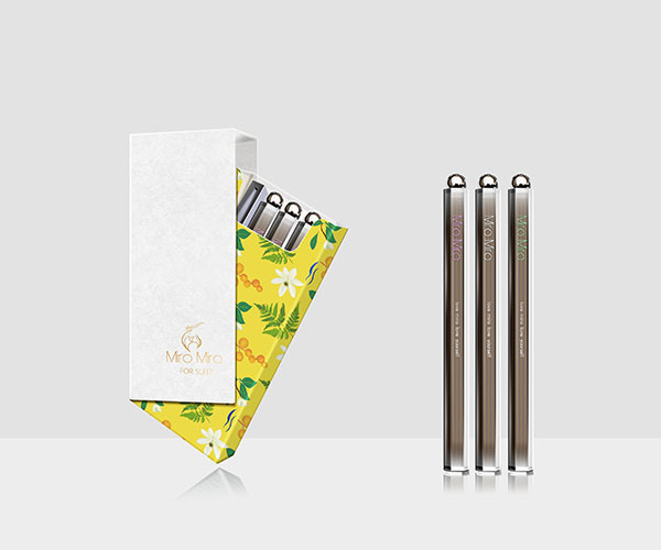 弥若间MiroMiro熏香品牌与包装设计
