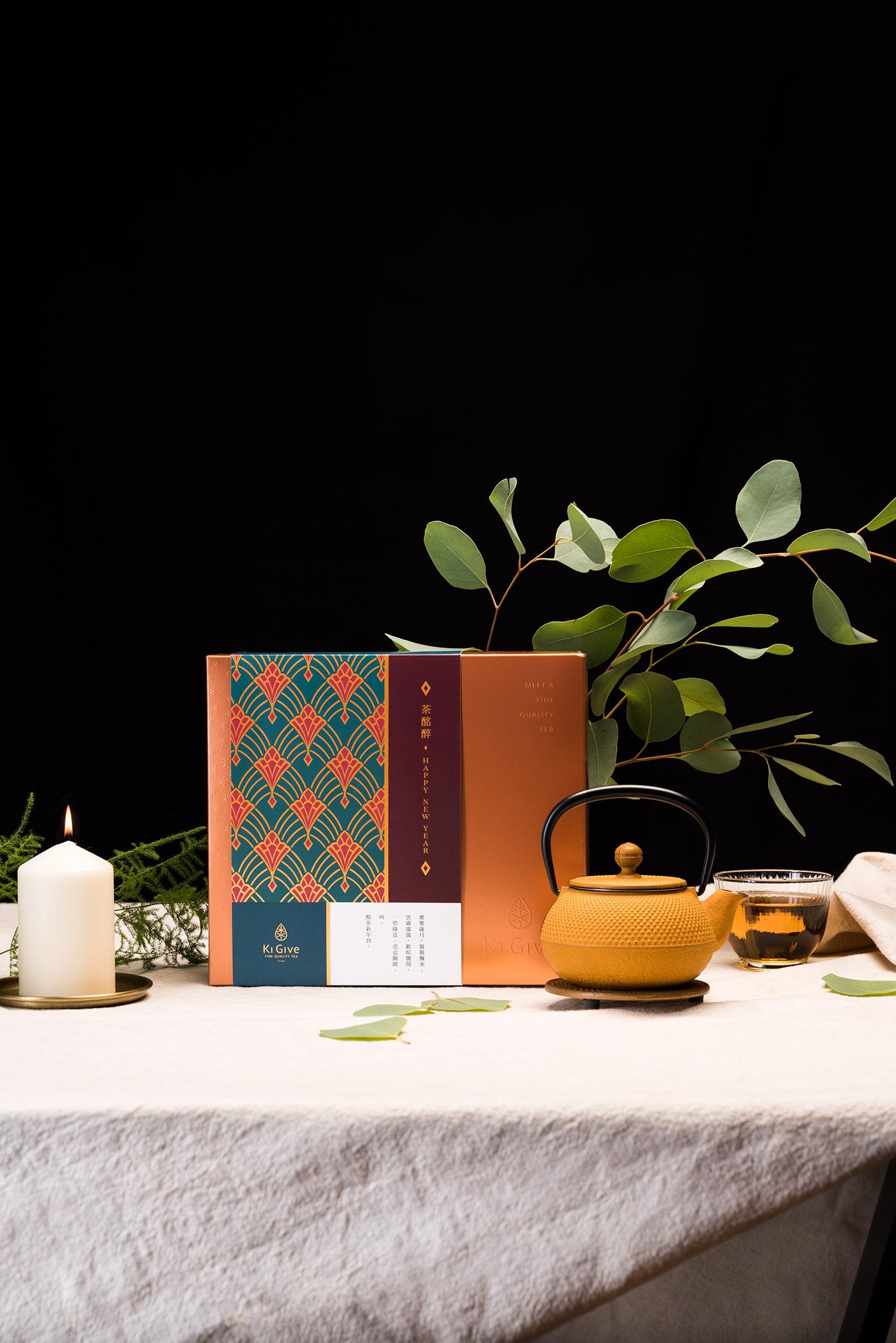Ki Give Tea限量款新年礼盒