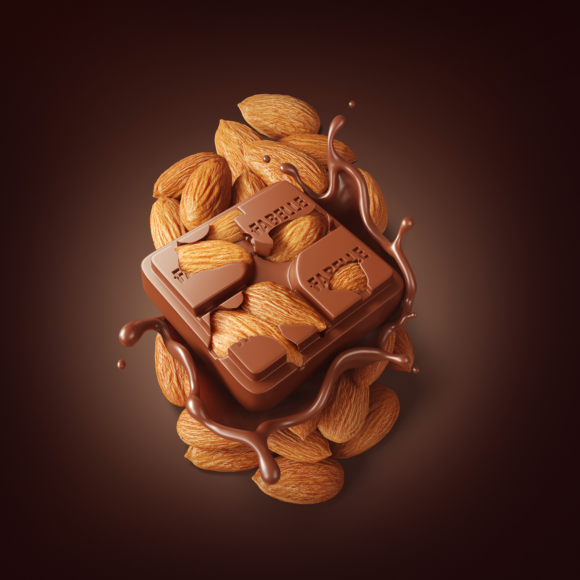 Fabelle巧克力包装设计