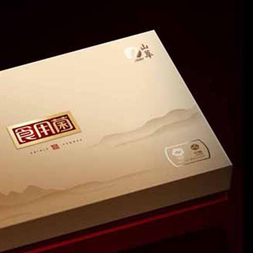 中粮山萃健康食品礼盒包装设计
