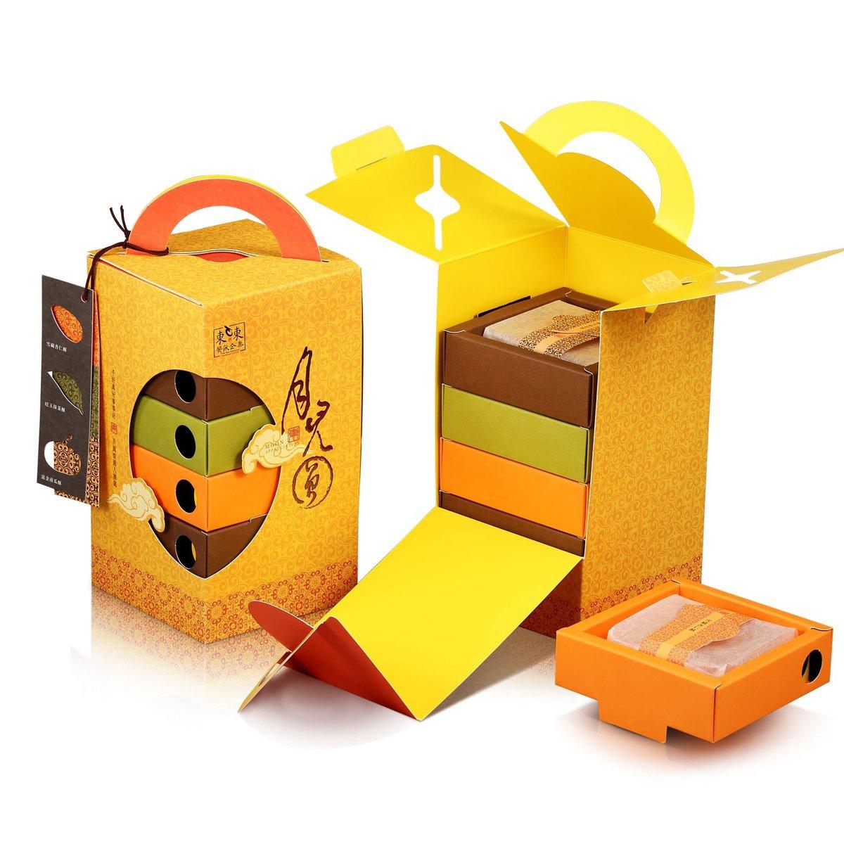 中秋月饼包装设计如何更好的表现?