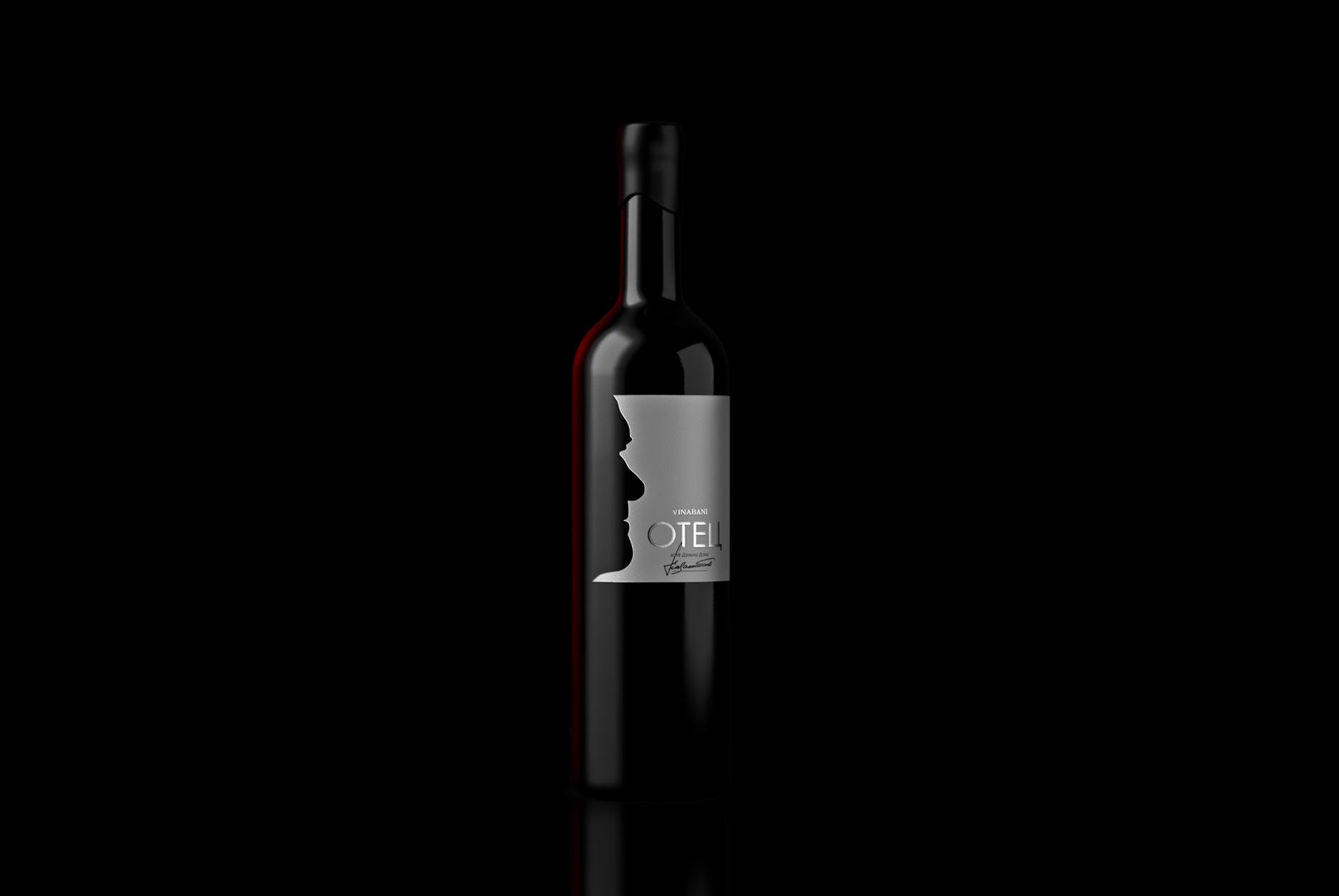 """葡萄酒""""父亲""""限量版系列的包装设计"""