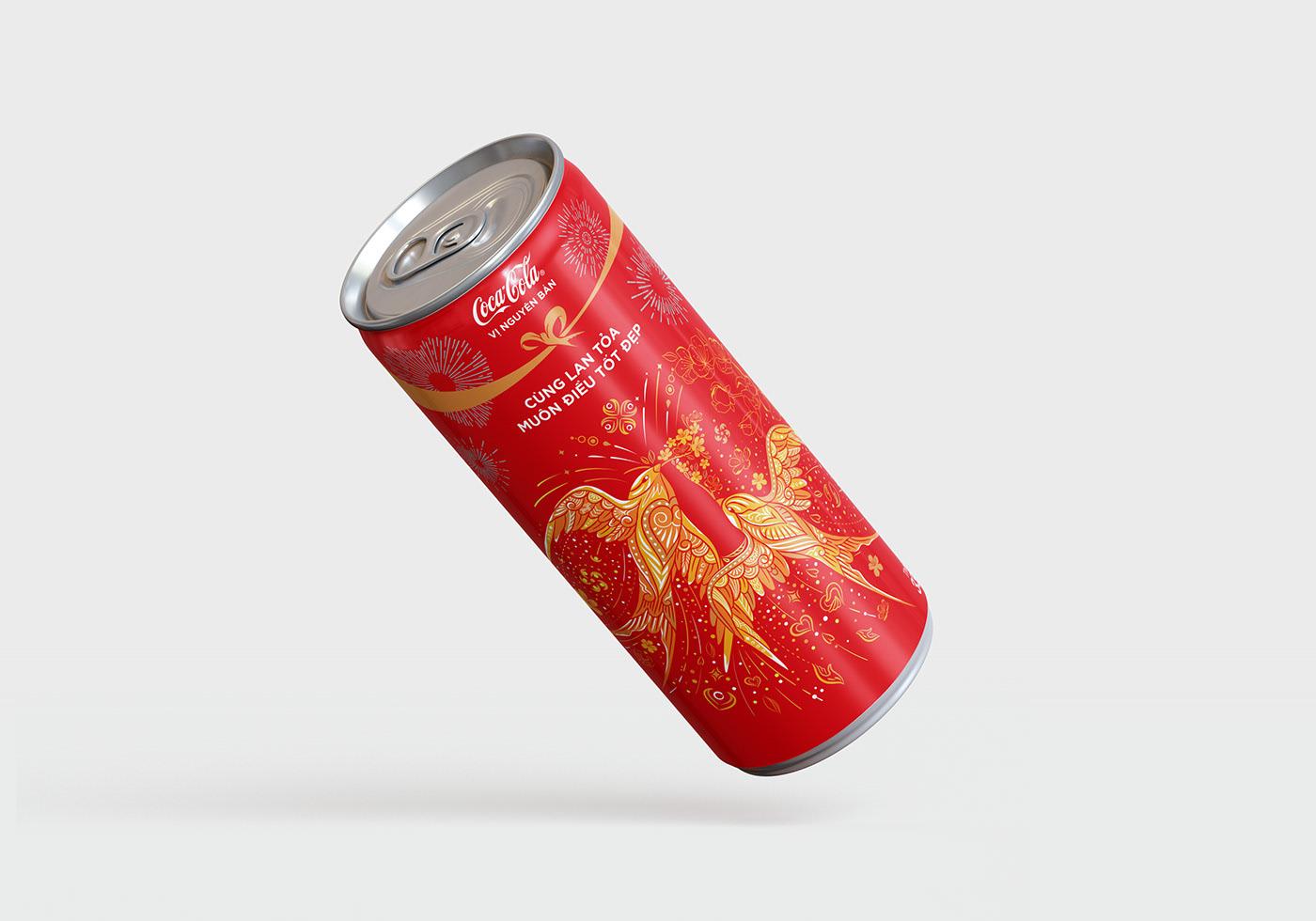 北京包装设计分享|可口可乐包装设计欣赏