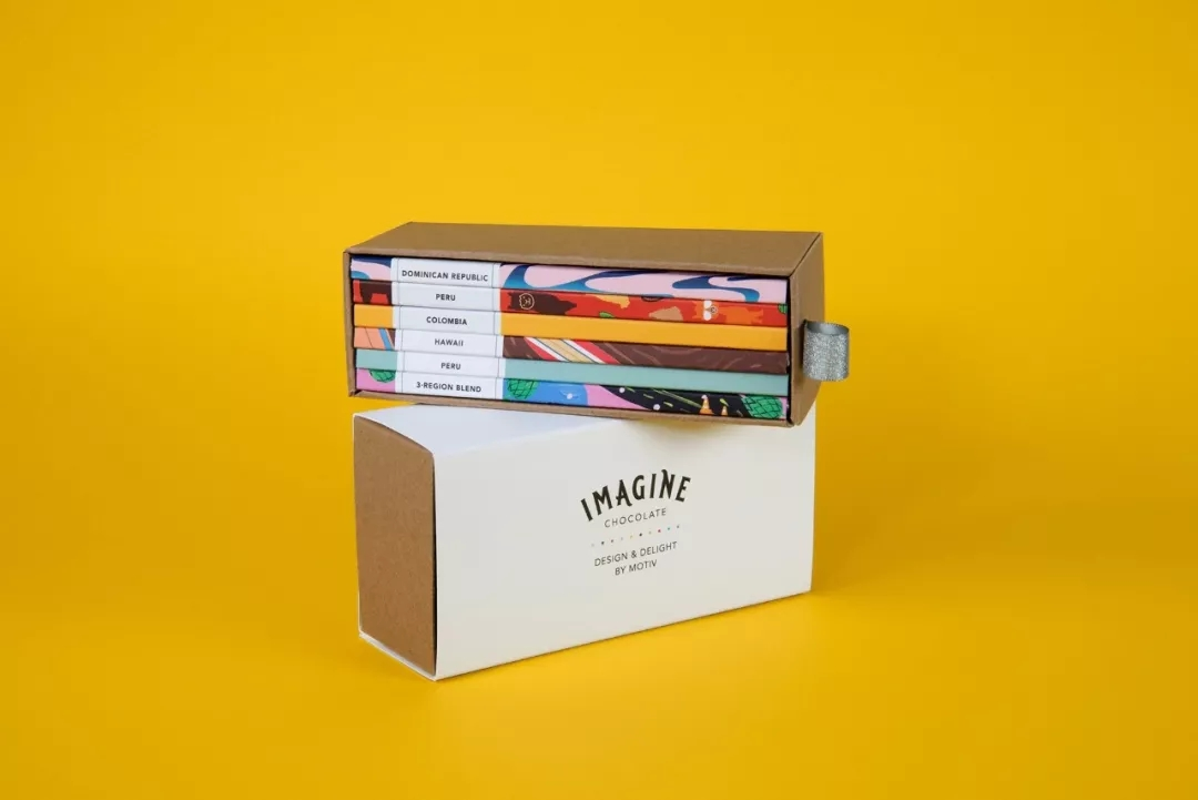 巧克力包装设计分享
