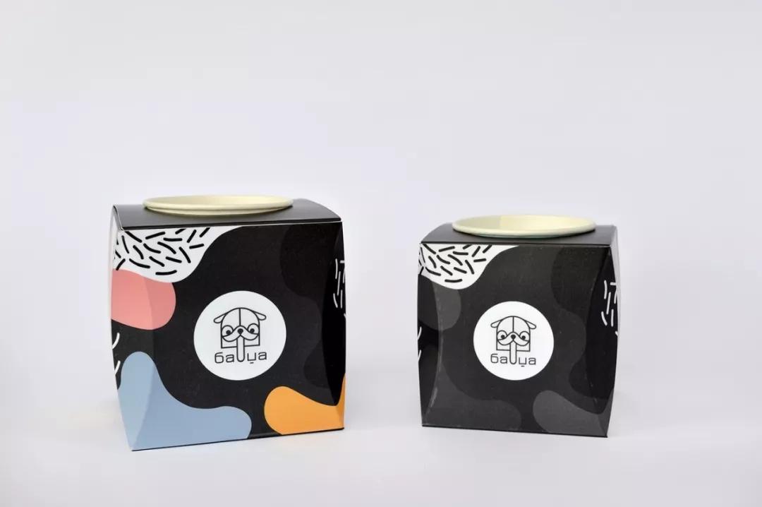 冰淇淋包装设计分享