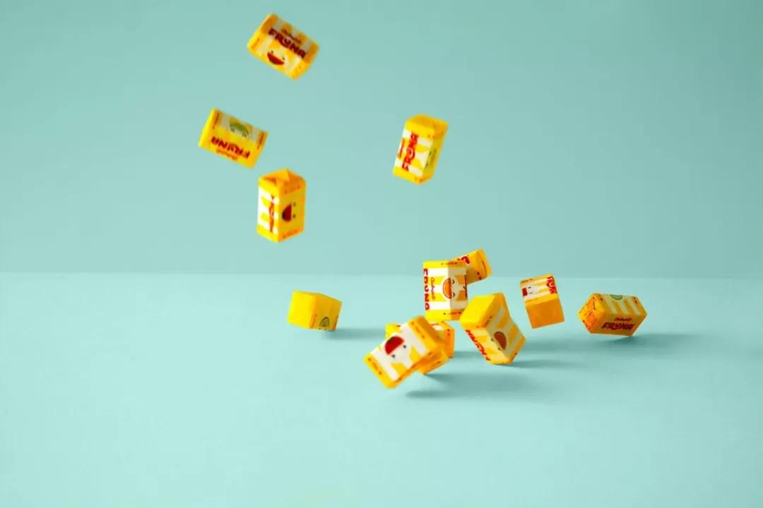 糖果包装设计分享