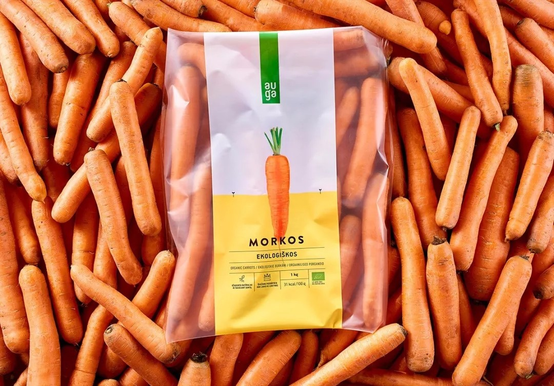 果蔬食品包装设计分享