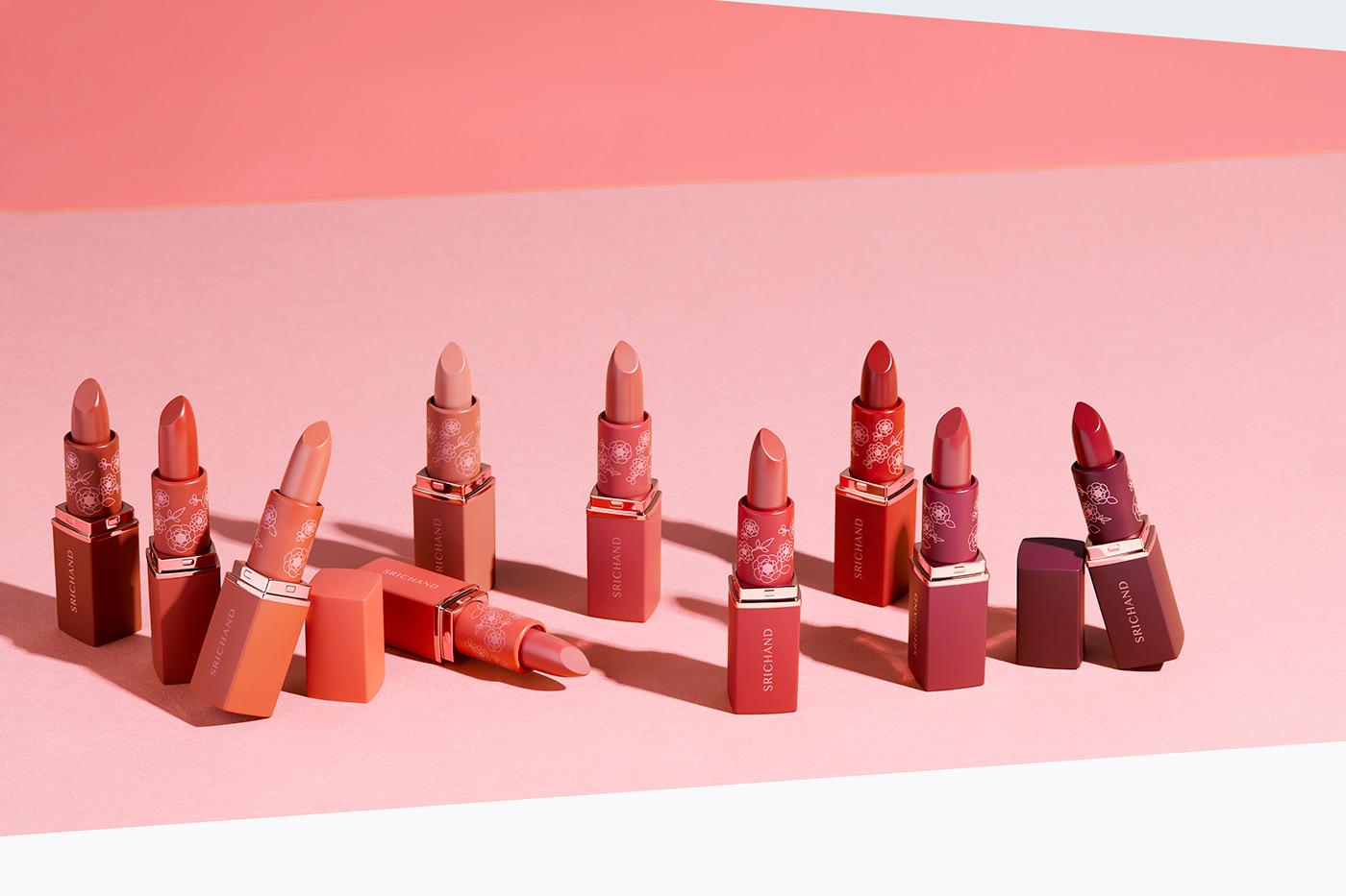 口红包装设计(唇膏包装设计)| 设计分享
