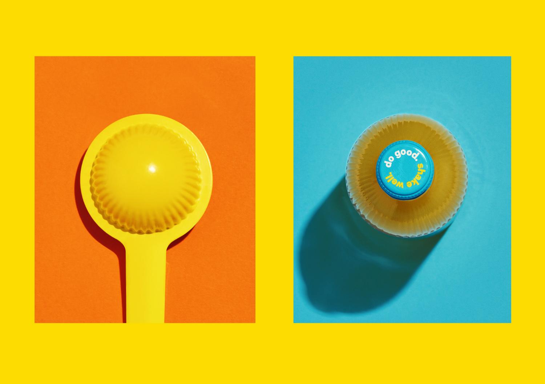 新西兰瓶型与果汁饮料的包装设计
