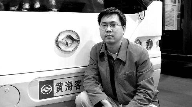 西林品牌设计总监-解耀杰