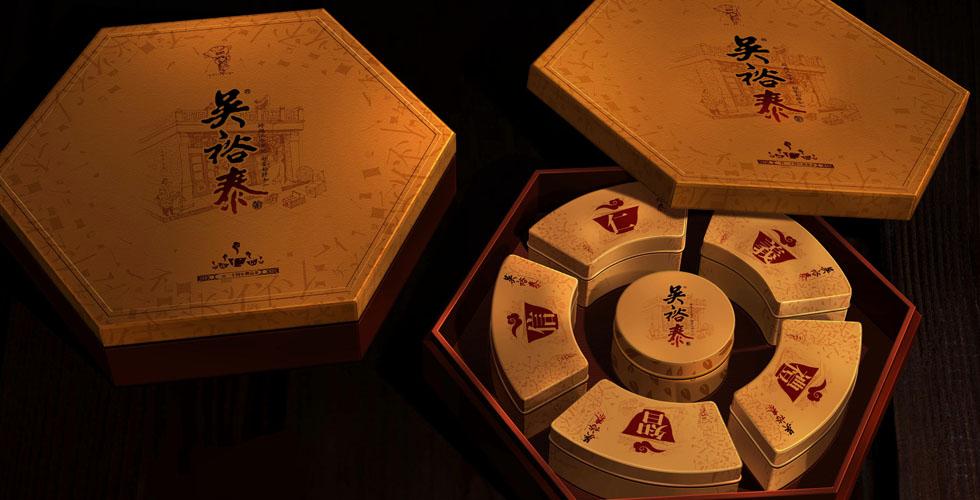 茶叶包装设计中要运用好古典文化