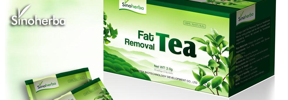 Sinoherba茶叶包装风格设计