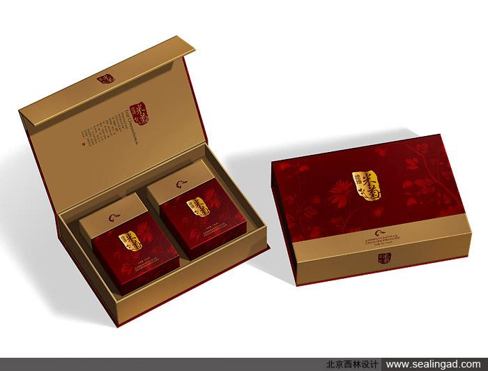 西林国际茶叶饮品类包装设计作品
