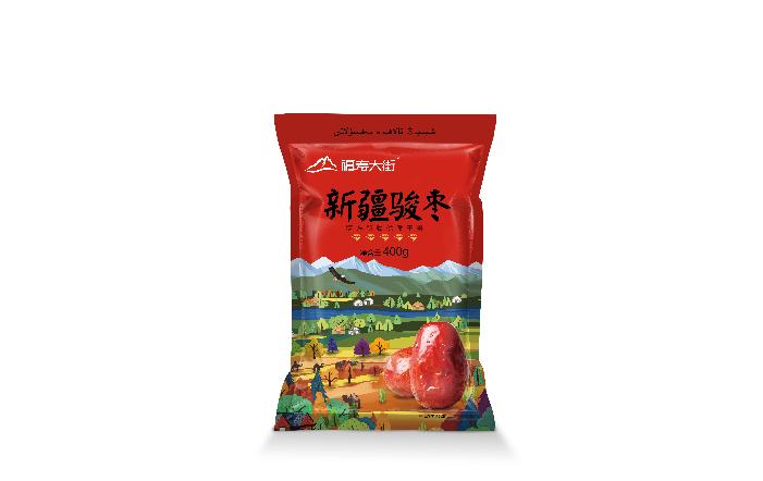东方红福寿大街牌系列产品包装设计